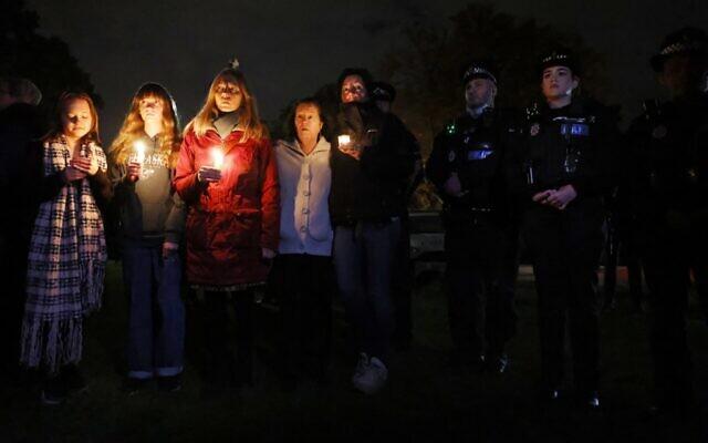 Terror suspect in murder of British MP David Amess identified