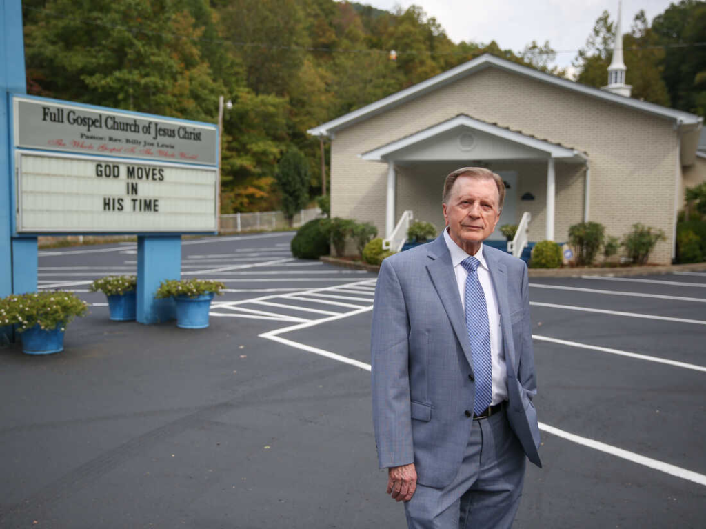 Kentuckys backroad churches may be key to saving hospitals overwhelmed by COVID