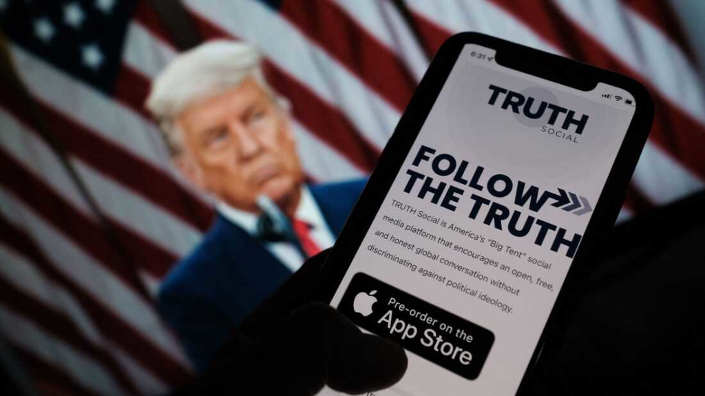 What we know so far about Trumps planned social media platform